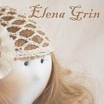 Elena Grin (интерьерные куклы) - Ярмарка Мастеров - ручная работа, handmade