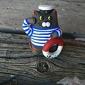 Музыкальные инструменты handmade. Livemaster - original item Singing cats. Handmade.