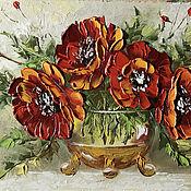 Картины и панно handmade. Livemaster - original item flowers of dreams. Handmade.