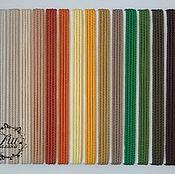 Материалы для творчества handmade. Livemaster - original item Cord with polyester core 4,5 mm. Handmade.