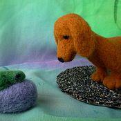 Куклы и игрушки ручной работы. Ярмарка Мастеров - ручная работа Встреча...(продана). Handmade.