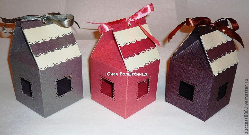 15 крутых идей для упаковки подарка Коробочки из бумаги 77