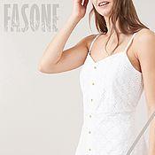 Одежда handmade. Livemaster - original item White lace dress