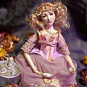 Куклы и пупсы ручной работы. Ярмарка Мастеров - ручная работа Муза Моцарта. Handmade.