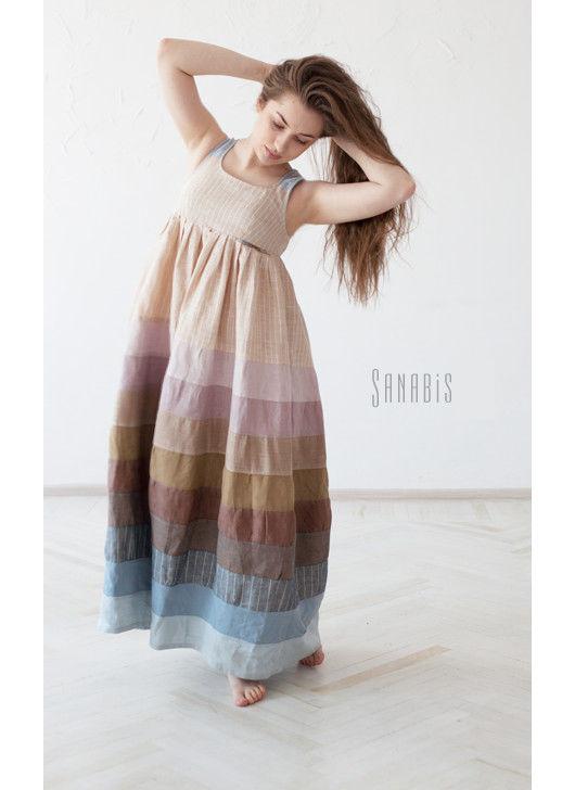 Эко платье 9