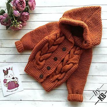 Clothing handmade. Livemaster - original item Cardigan for baby. Handmade.
