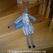 Куклы и игрушки ручной работы. Ярмарка Мастеров - ручная работа Рыжий конь Митрофан. Handmade.