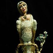 """Куклы и игрушки ручной работы. Ярмарка Мастеров - ручная работа Авторская Кукла """"Птица Счастья"""" из полимерной глины. Handmade."""