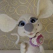 Куклы и игрушки ручной работы. Ярмарка Мастеров - ручная работа Мышка Эмма. Handmade.