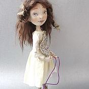 Куклы и игрушки ручной работы. Ярмарка Мастеров - ручная работа девочка Лида. Handmade.