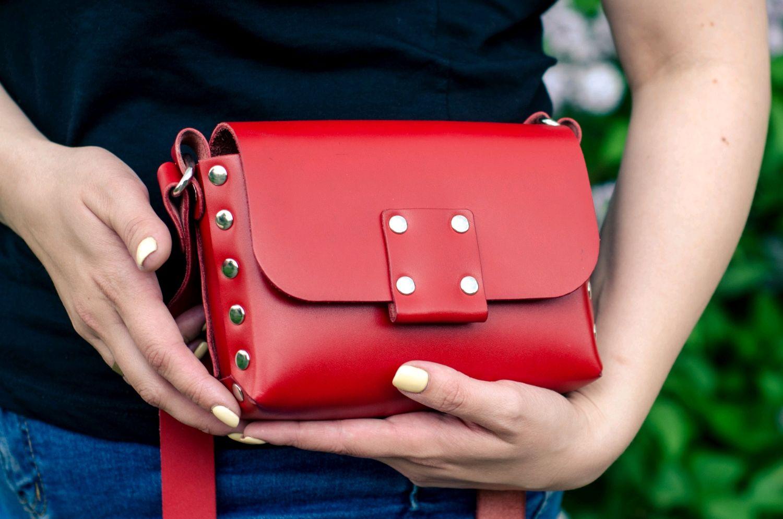 Женская сумочка, Сумка через плечо, Кулебаки,  Фото №1