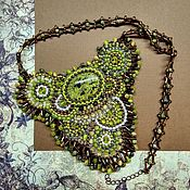 Украшения handmade. Livemaster - original item Decoration with natural stone