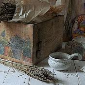 Для дома и интерьера handmade. Livemaster - original item Box to store the Flavors of Provence. Box decoupage. Handmade.