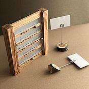 Календари ручной работы. Ярмарка Мастеров - ручная работа Магнитный вечный календарь. Handmade.
