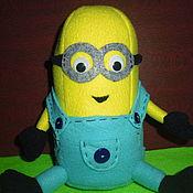 Куклы и игрушки handmade. Livemaster - original item Soft toy from fleece Mignon. Handmade.