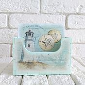 Для дома и интерьера handmade. Livemaster - original item Stand for glasses lighthouse. Handmade.