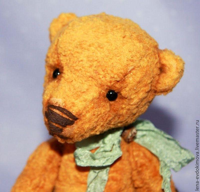 Фил. Плюшевый мишка, Игрушки, Москва, Фото №1