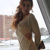 Одежда ручной работы. Ярмарка Мастеров - ручная работа Платье PEARL. Handmade.