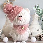Куклы и игрушки handmade. Livemaster - original item Bear Snow White.. Handmade.