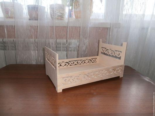 Кукольная кроватка 447