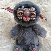 Куклы и игрушки ручной работы. Ярмарка Мастеров - ручная работа Котовий тролль. Handmade.