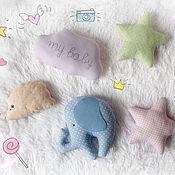 Для дома и интерьера ручной работы. Ярмарка Мастеров - ручная работа Игрушки для малышей. Handmade.
