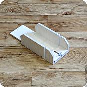 Материалы для творчества ручной работы. Ярмарка Мастеров - ручная работа Стусло для нарезки мыла с нуля (под волнистый резак). Handmade.
