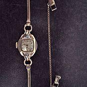 Винтаж ручной работы. Ярмарка Мастеров - ручная работа Эксkлюзивные старинные часы Булова. Изготовлены до 50гг. Handmade.