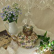 Для дома и интерьера handmade. Livemaster - original item Vintage-kerosene lamp. Handmade.