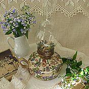 """Для дома и интерьера ручной работы. Ярмарка Мастеров - ручная работа """"Винтаж""""-керосиновая лампа. Handmade."""