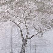 Картины и панно ручной работы. Ярмарка Мастеров - ручная работа Дерево. Handmade.