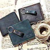 Сумки и аксессуары handmade. Livemaster - original item Wallet. Handmade.