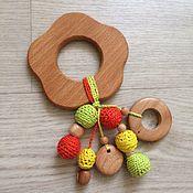"""Куклы и игрушки ручной работы. Ярмарка Мастеров - ручная работа Грызунок """"Оранжевое солнце"""". Handmade."""