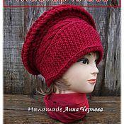 Materials for dolls and toys handmade. Livemaster - original item Master class cap