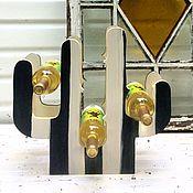 Для дома и интерьера ручной работы. Ярмарка Мастеров - ручная работа Подставка для вина. Handmade.