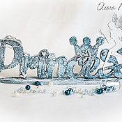 Для дома и интерьера ручной работы. Ярмарка Мастеров - ручная работа Интерьерное слово Принцесса. Handmade.