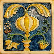 Для дома и интерьера handmade. Livemaster - original item Yaroslavl tiles. Handmade.