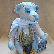 """Куклы и игрушки ручной работы. Ярмарка Мастеров - ручная работа Мишка-Тедди """"Я ещё не была в Париже..."""". Handmade."""