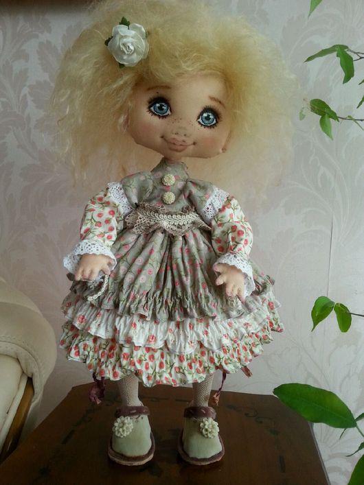 Коллекционные куклы ручной работы. Ярмарка Мастеров - ручная работа. Купить Кукла ручной работы Мария. Handmade. Комбинированный
