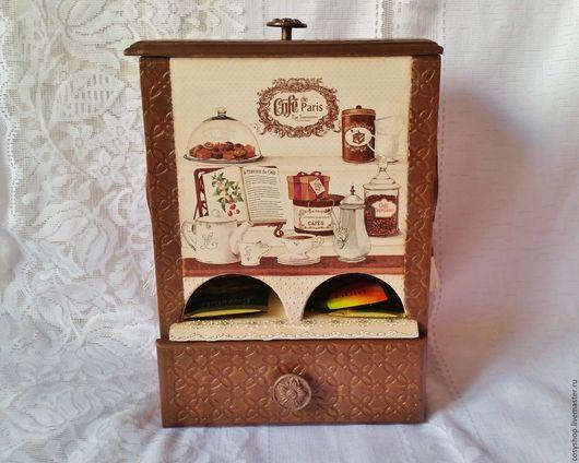 Кухня ручной работы. Ярмарка Мастеров - ручная работа. Купить Буфет чайный. Handmade. Комбинированный, подарок на любой случай