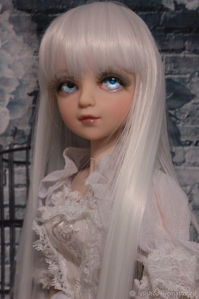 """Большая шарнирная кукла """"Ледяная""""60 см, Шарнирная кукла, Коломна,  Фото №1"""