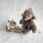 Куклы и игрушки ручной работы. Ярмарка Мастеров - ручная работа Покатай-ка!. Handmade.