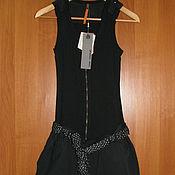 Винтаж handmade. Livemaster - original item Black new jumpsuit, France Cop Copine, summer jumpsuit. Handmade.