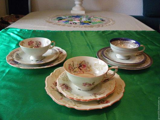 Персональные подарки ручной работы. Ярмарка Мастеров - ручная работа. Купить Баварские чайные пары для эгоисток Фарфор Оригинал. Handmade.