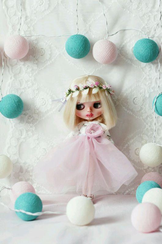 Коллекционные куклы ручной работы. Ярмарка Мастеров - ручная работа. Купить Blythe doll. Handmade. Кукла ручной работы, москва