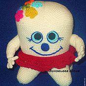 Куклы и игрушки ручной работы. Ярмарка Мастеров - ручная работа Игрушка Зубик. Handmade.