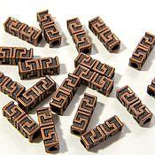 Материалы для творчества handmade. Livemaster - original item Tubes Spacers for jewelry. Handmade.