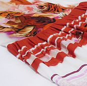 "Одежда ручной работы. Ярмарка Мастеров - ручная работа Бохо-сарафан ""VETER-70"". Handmade."
