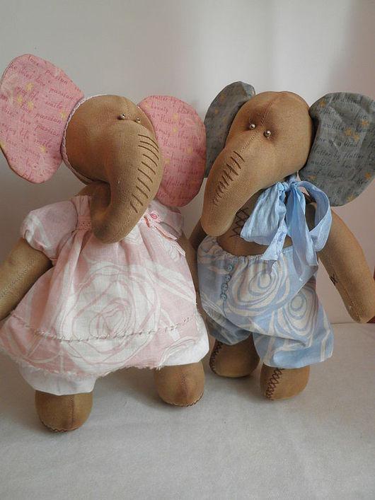 Ароматизированные куклы ручной работы. Ярмарка Мастеров - ручная работа. Купить Слоники, мои малыши... Handmade. Слоники, украшение интерьера