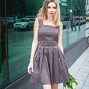 Одежда ручной работы. Ярмарка Мастеров - ручная работа Платье «Структура». Handmade.
